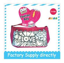 New Top Quality DIY Drawing Fancy Bag, Animal Sweeties Fashion Bag