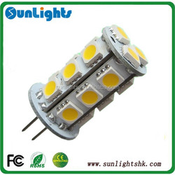 Led G4 24 DC 12V SMD 3528 5050 2.8W Auto Light
