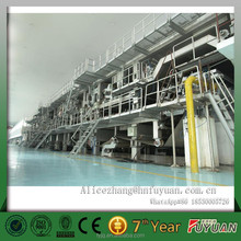 professional woodfree offset paper making machine, A4 paper, culture paper production line supply