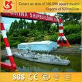 De alta resistencia de doble viga grúa pórtico para elevación barco