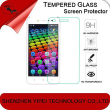 Explosion-proof Film Clear Tempered Glass Screen Protector Protective Film for Lenovo S90 2.5D Round Edge