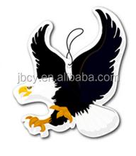 2015 eagle paper air fresher /freshener/freshner with kinds fragrance