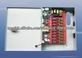 fuente de alimentación conmutada de cctv de cuadro 9 Puerto de la fuente de 12 voltios 5amp