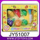 Mini brinquedo de plástico cozinha do agregado familiar definido favorito bebê 8pcs