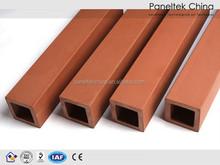 Lightweight advanced gray terracotta louver construction material
