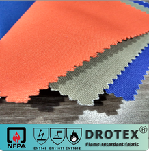 420gsm EN11611 Highly flame resistant l stability Flame retardant fabric series for workwear