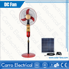 """new model 16"""" electric fan solar car window fan solar fan for car"""