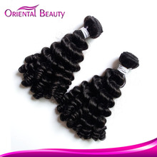 Splendid golden supplier can be dyed Indian Fumi hair extensions noble image for ladies