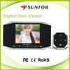 NEWEST Factory Supply Visual Door Peephole Digital Door Viewer Camera With Picture