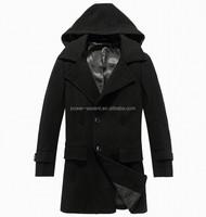 2014 Heavy Man Winter Jacket Formal Overcoat
