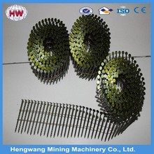 best quality 15 degree pallet coil nails