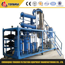 waste wholesale engine oil processing machine manufacturer, Motor oil processing refinery machine