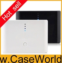 Portable Double USB 20000mAh Power Bank 4in1 Backup Power Battery