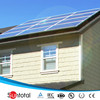 Factory price on/off-grid solar home system 5kw.(solar panle+grid tie inverter+mounting) for wholesale