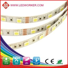 eye protection CE &ROSH smd5050 30leds/m high lum and LUX chasing strip