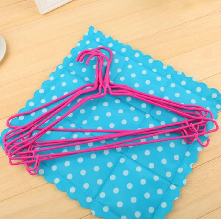 Best Wholesale Websites Modern Thick Metal Wire Clothes Hangers ...