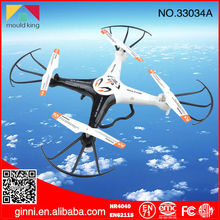 model king33034A new products for 2015 A key to return drone middle remote control helicopter rc quadcopter