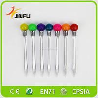Cheap bamboo logo promotional polar pen