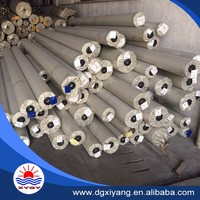 alibaba china supplier PVC tarpaulin stocklot
