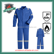 Safety industrial cheap coverall work wear overall uniform