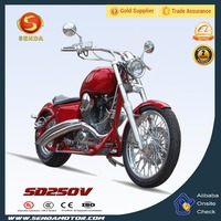 250CC Engine Chopper Bike Cruiser Chongqing Top Quality Chopper for Cheap Sale SD250V