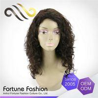 Universal Quick Lead Unprocessed Fanny Weave Hair Virgin Peruvian Full Lace Wigs