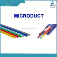 LC-LC SM Duplex microduct fiber optic cable
