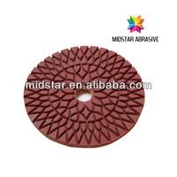 MIDSTAR engineered stone polishing pads