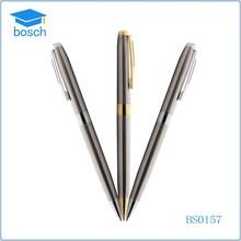 Cooperate gift metal pen promotional ball pen decorative ballpoint pens