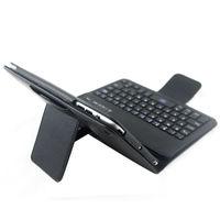 For iPad Mini Blue tooth Keyboard Back Cover Case Full Protect Your iPad mini