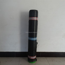 waterproof roofing materials self adhesive bitumen roll