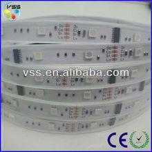 moto led strip light LPD 6803 digital strip 30 ic per meter DC12V