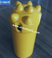 mining taper button hard rock drill bit