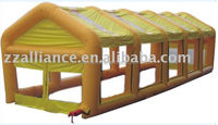 commericial inflatable bubble tent customize tent