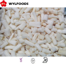 IQF frozen white Asparagus cut 2015 high quality best price
