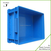 2015 new design plastic shipping crate for produce supplier