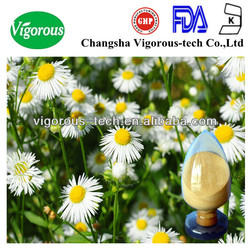 GMP factory natural 90% german chamomile extract