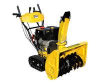 11HP loncin engine Gas snowblower