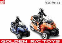 Latest items YD898-T55 1:10 rc motorcycle 2 colors assorted including battery