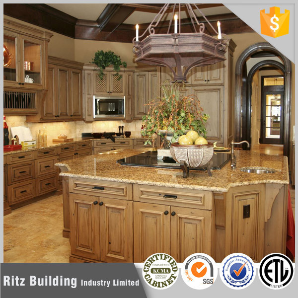 Ready made kitchen cabinets solid wood kitchen cabinet for Ready made kitchen units