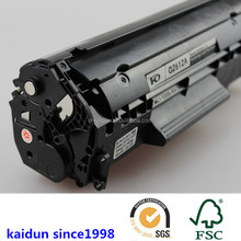 Universal compatible original toner cartridge with best quality standard