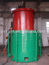 Advanced carbonization furnace