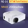 Best Selling Products HD LED Mini X Video Projectors 1080p True Color HDMI AV VGA AUDIO USB Best Gifts