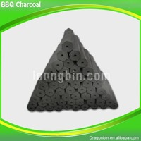 Cube flat hexagonl bbq charcoal factory, barbeque coal supplier