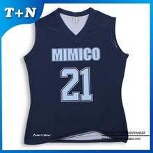 100%polyester custom design uniforms sublimated printing basketball jersey