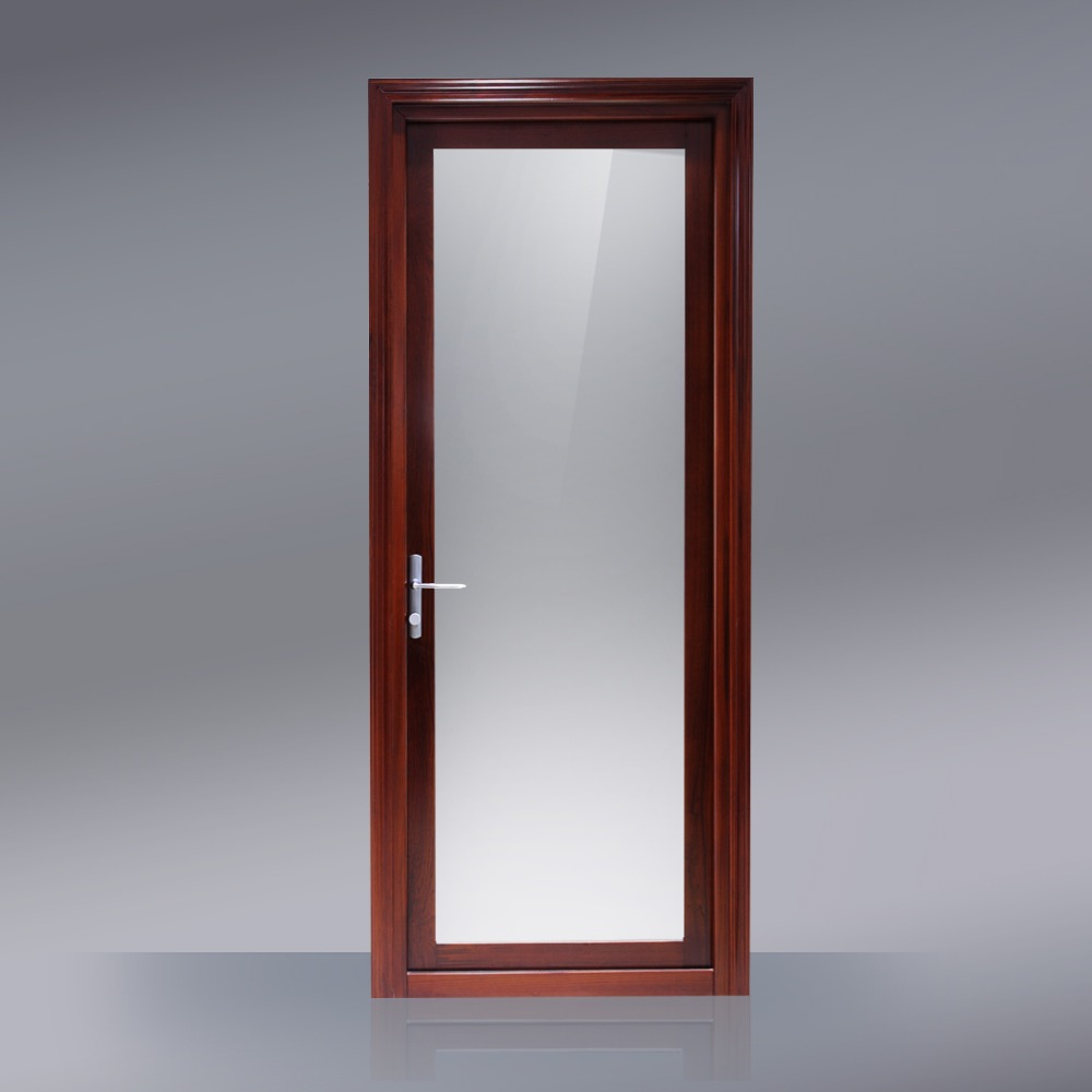 New design aluminum casement door with aluminum window profile for New design door and window