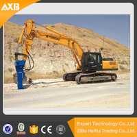 Electric Hydraulic Breaker Jack Hammer Of Construction