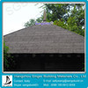 San-gobuild 3-tab asphalt roof shingle in grey color