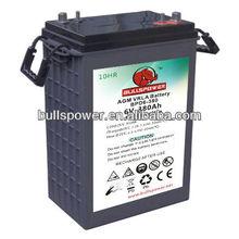 battery 6V380AH Solar solution