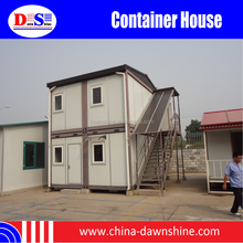 Container House with Bathroom/Wheels -House Container with Low Cost- Living Container House
